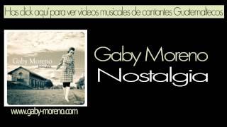 """Gaby Moreno - Nostalgia ( Album """" Postales """" )"""