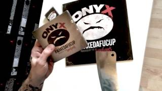 Onyx - #WakeDaFucUp Reloaded Unboxing by DJ Illegal Snowgoons