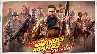 Brothers in Arms® 3 - Android Gameplay HD