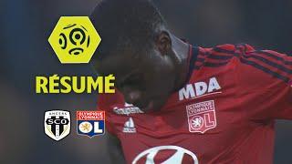 Angers SCO - Olympique Lyonnais (3-3)  - Résumé - (SCO - OL) / 2017-18