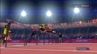 Men's 110m Hurdles | London 2012:The Olympic Games | XBOX 360 | Hard