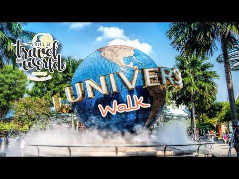 Traveling To Singapore #Part 11 | Universal studio