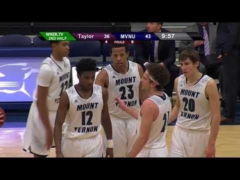 MVNU Basketball on WNZR.tv