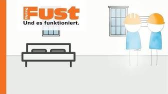 Beispiel Klimaanlage 3 – Jetzt bei Fust eine fixinstallierte Klimaanlage kaufen