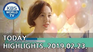Today Highlights-Gag Concert/Immortal Songs2/My Only One E87-88 [2019.02.23]