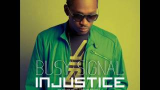 Busy Signal Feat.Tebby - Injustice (New Single) (FM Records) (July 2016)