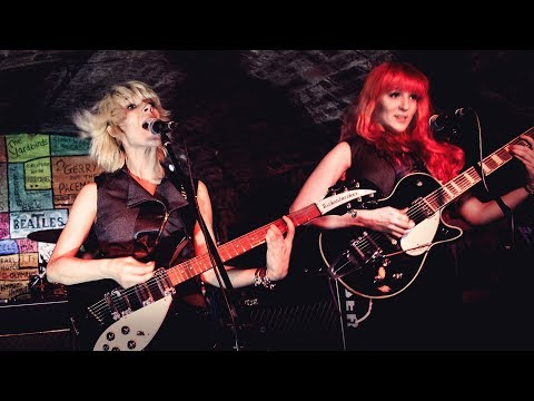 These Boots Are Made for Walkin' (Nancy Sinatra Cover) - MonaLisa Twins (Live at the Cavern Club)