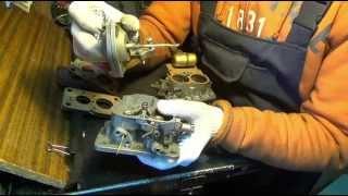 Карбюратор Озон для молодежного дрифта.(Доступность старых жигулей для молодежи, привела к росту числа любителей повизжать резиной. Самое простое..., 2015-04-06T20:03:43.000Z)