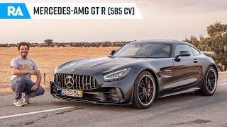 Mercedes-AMG GT R (585 cv). Que ABUSO de carro!
