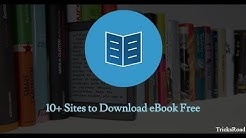 How to Download eBook from Torrenting sites
