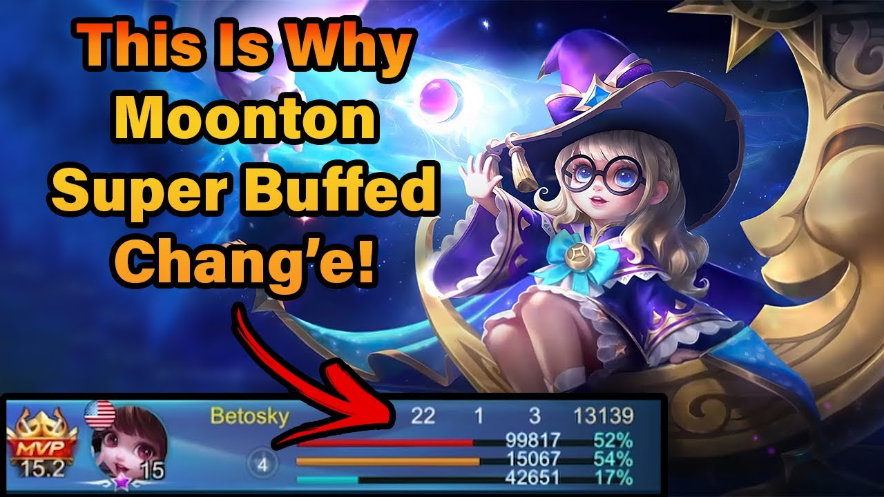 This Is Why Moonton Super Buffed Chang'e (New Epic Skin) | MLBB