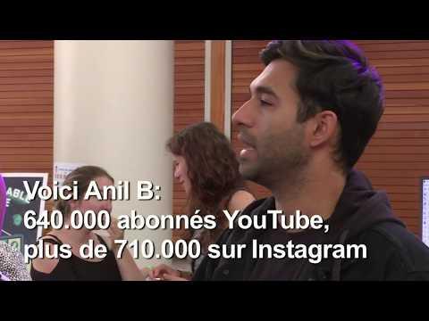 Tubecon: des influenceurs français rencontrent leurs fans à