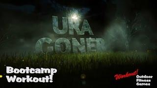 Ura Goner (Workout) l Bootcamp Workout l Outdoor Fitness Games