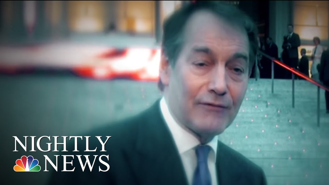 Charlie Rose, ex-CBS anchor, admits to workplace relationships ...