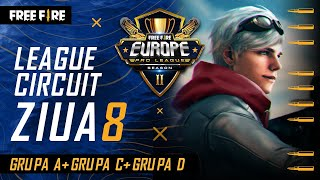 [RO] Free Fire Europe Pro League Season 2 - League Circuit Day 8