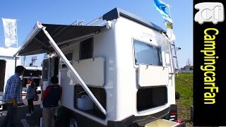【ジルノーブル】温水シャワーまで標準装備の快適空間を実現したスタンダードキャブコン [ZiL Noble] Japanese motorhome campingcar thumbnail