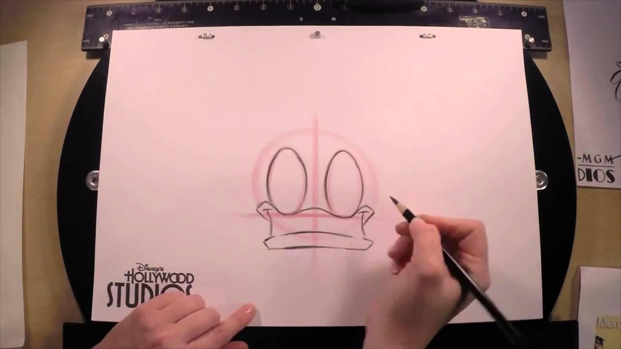 Aprenda A Desenhar O Tio Patinhas Scrooge Mcduck