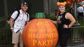 Mickey's Not So Scary Halloween Party 2019!