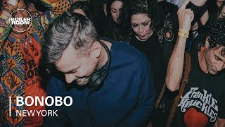 Bonobo Boiler Room New York DJ Set