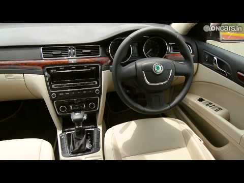 Skoda Superb User Experience Review: OnCars Reviews
