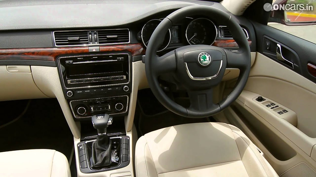 Skoda Superb User Experience Review Oncars Reviews Youtube