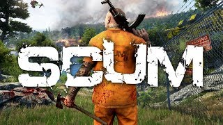 SUPER REALISTIC SURVIVAL   Scum   Let's Play Gameplay   S01E01