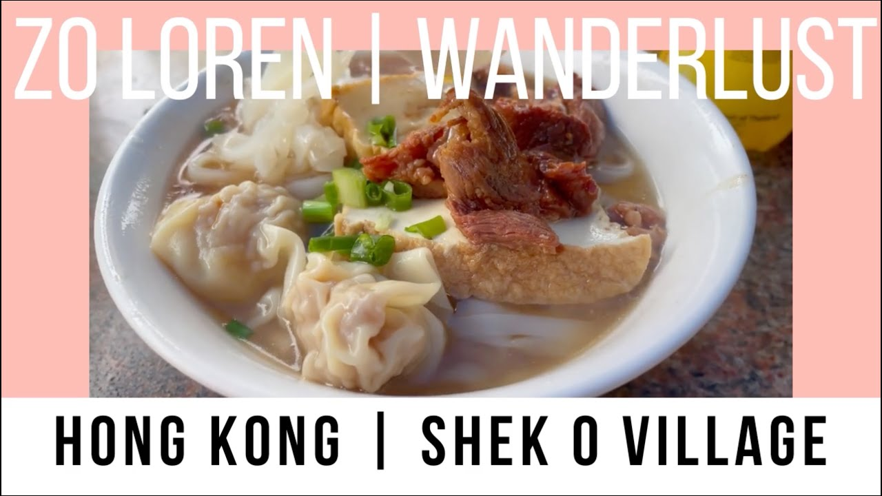 Download Zo Loren   Wanderlust   Ep. 3   Shek O, Hong Kong   Asia Travel Vlog