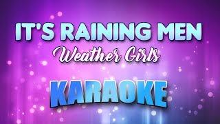 Weather Girls - It's Raining Men (Karaoke, Lyrics, Instrumental) Le...