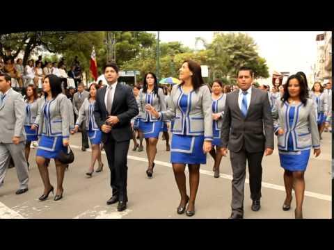 Desfiles de Chone 2014 - 120 años de cantonización