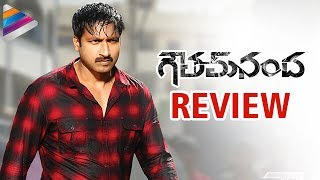 Goutham Nanda Full Movie Review | Gopichand | Hansika | Catherine | Goutham Nanda Movie Rating