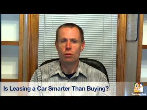 Is Leasing a Car Smarter Than Buying?