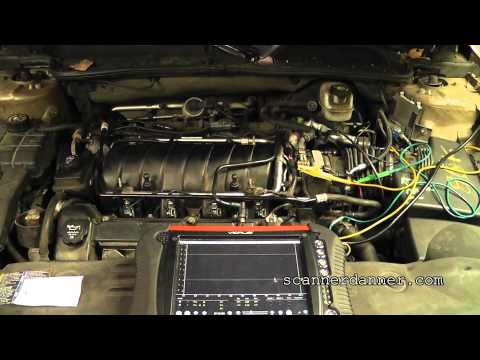 How to check the 5v reference circuit for a short to ground (Cadillac)