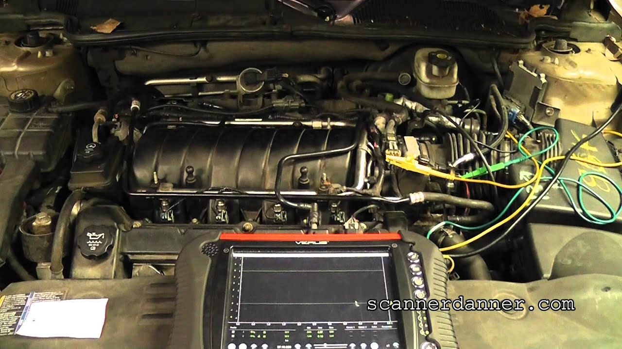 How To Check The 5v Reference Circuit For A Short Ground Relay Diagram 97 Honda Accord Computer Cadillac