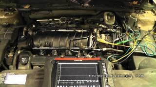 Hoe te controleren of de 5v referentie circuit voor een korte naar de grond (Cadillac)