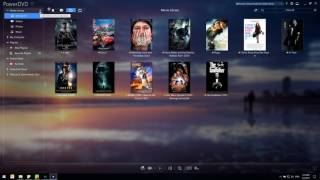 PowerDVD - Set Up Your Media Library