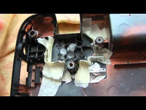 Сломаны петли ноутбука Packard Bell ремонт за 1день