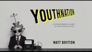 YouthNation – an introduction by Matt Britton