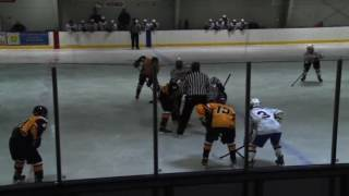 Acton Boxborough Varsity Boys Hockey vs Andover 1/29/14