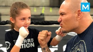 6 Years Old Super Boxer - Jaxon Bowes | Muscle Madness