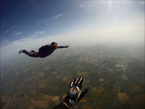 Skydiving AFF Course Levels 1-7 & 8