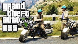 GTA V (GTA 5) [HD+] #055 - The FAT and the FURIOUS ★ Let's Play GTA 5 (GTA V)