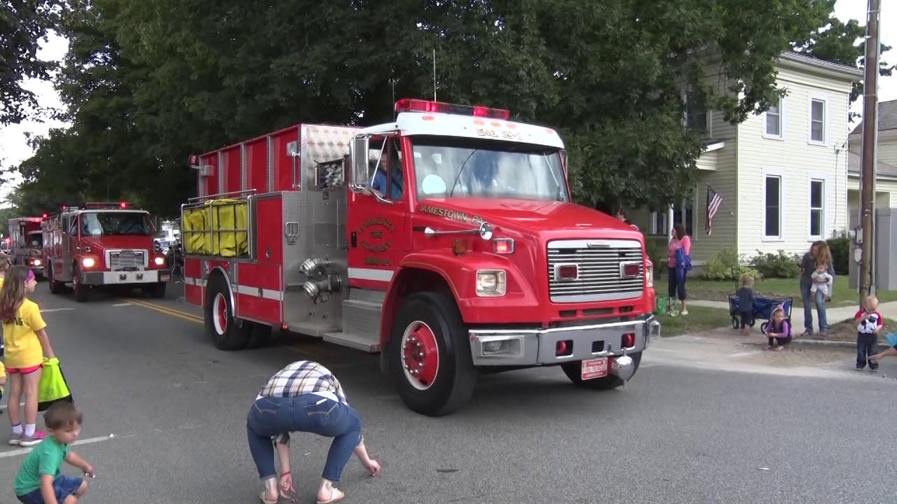 Lewistown Fair 2020.Jamestown Fair Parade 2019