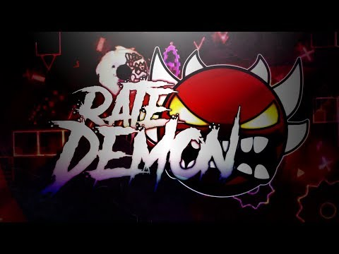 Geometry Dash // RATE DEMON By Roimousti (SUPER EXTREME DEMON, FIRST VICTOR!!!)