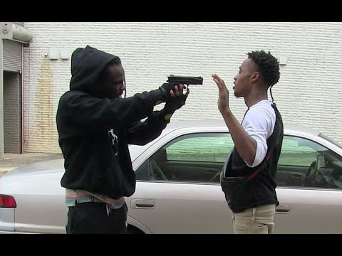 Battle: a hip hop movie on the cycle of violence