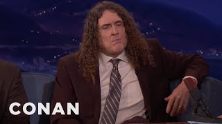 Скачать How Weird Al Yankovic Came Up With Fat CONAN On TBS