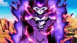 The History Of Frieza's Son Ize Explained