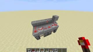ilk video minecraft redstone ile yapılan 2 şey