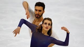 Gabriella Papadakis Cries After Briefly Breaking World Record and Wins Silver Medal