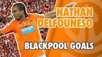 Nathan Delfouneso Blackpool Goals