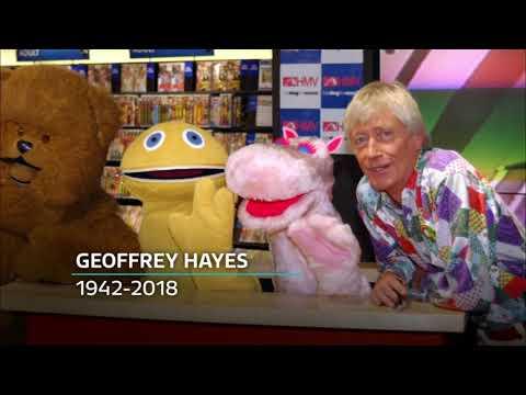 Remembering Geoffrey Hayes